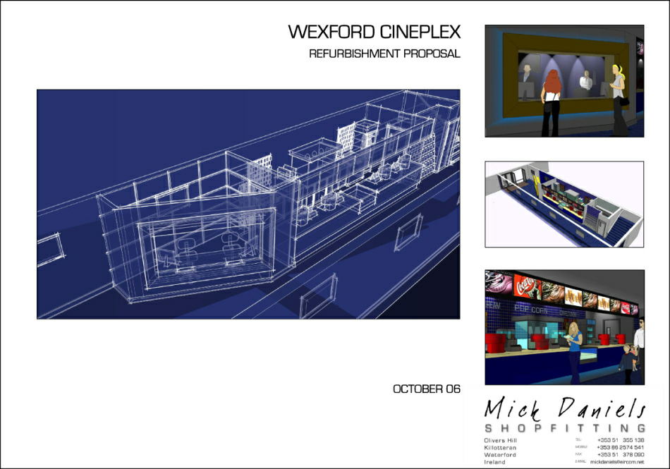 Scheme Design & Presentation : Sheet 01