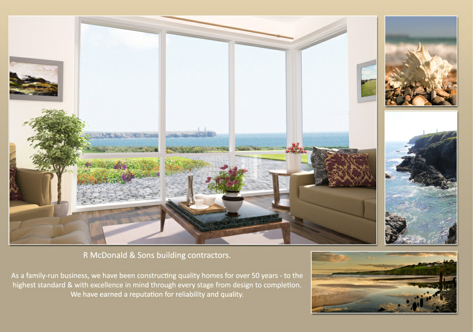 Newton Cove: Brochure Insert :