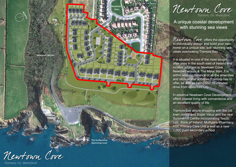 Newton Cove: Proposed Site Plan & Context
