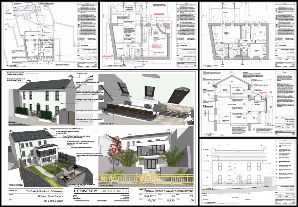 Planning Applications Archives Hennessy Associates