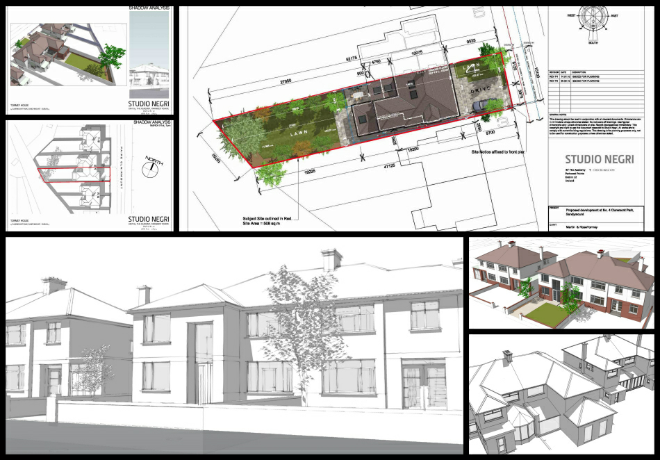 Site Plan & Sketch Design
