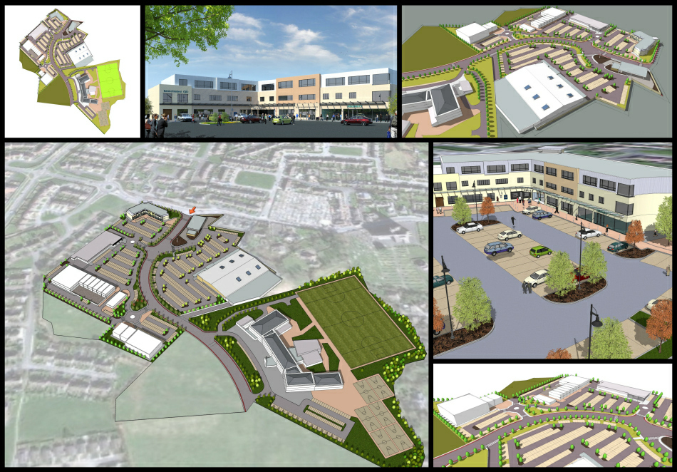 Site Context & Proposed Layout
